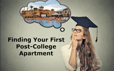 Tips for Finding Your First Post-College Apartment
