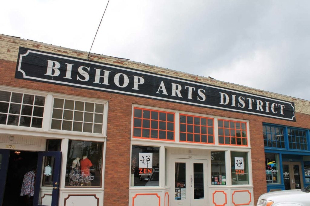 Fun Things to Do in Dallas_Bishop Arts District