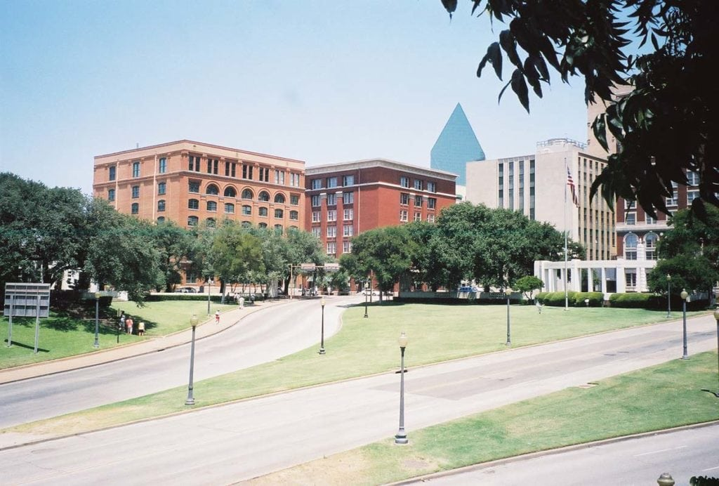 Fun Things to Do in Dallas_Dealey Plaza
