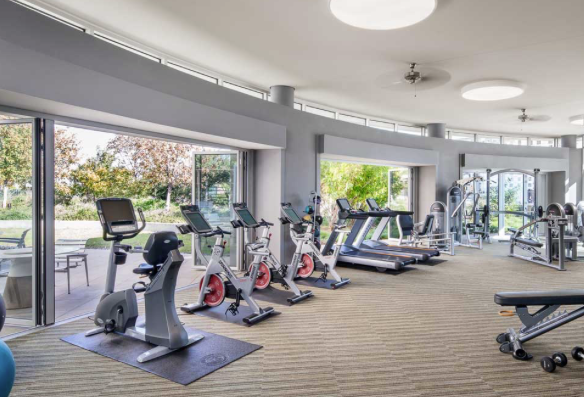 Dallas Apartments with the Best Fitness Centers