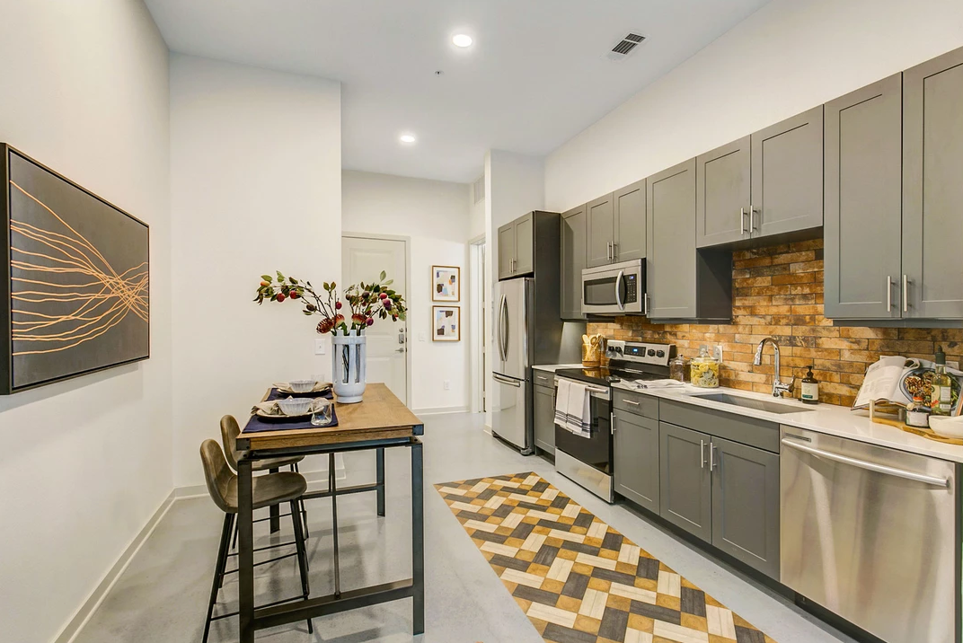 apartment home features