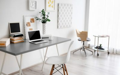 Renting an Apartment as an Office