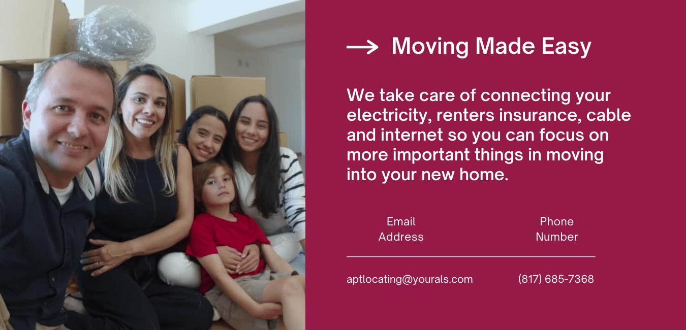 Moving Made Easy in Dallas–Fort Worth